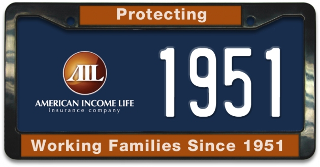 American Income Life Pride License Holder
